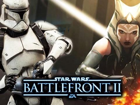 Star Wars Battlefront 2 - NEW DLC Based on Other Star Wars Media