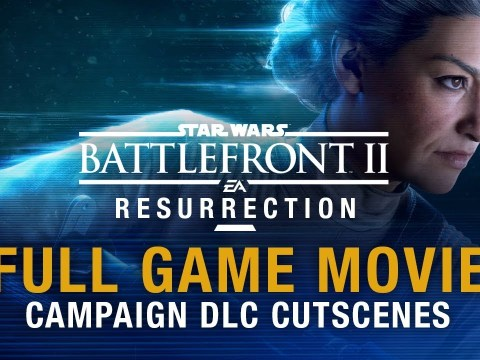 Star Wars Battlefront 2: Resurrection (Campaign Cutscenes)