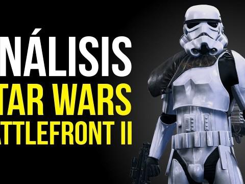 Star Wars Battlefront II reseña para PC/XBOX/PS4.