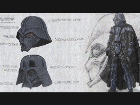 Star Wars Concept Artist Series Inside Look