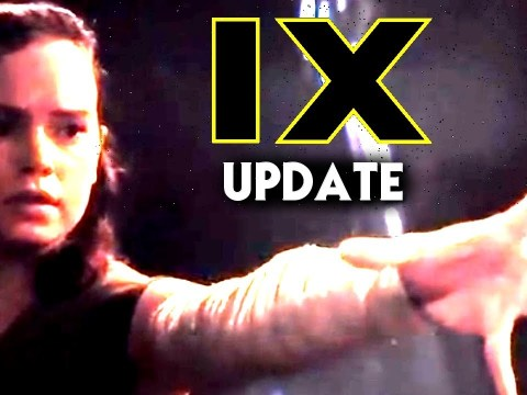 Star Wars Episode 9 Update & More!