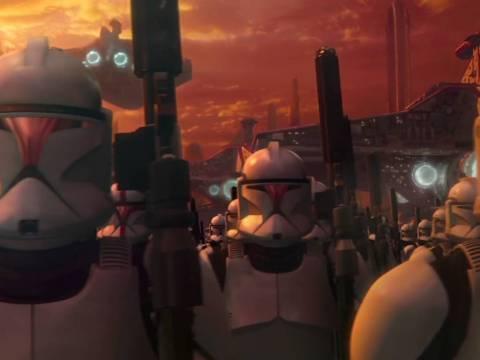 Star Wars Episode II - Attack of the Clones: Begun the Clone War has
