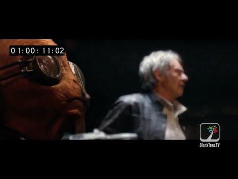 Star Wars Episode VII - The Force Awakens deleted scenes.