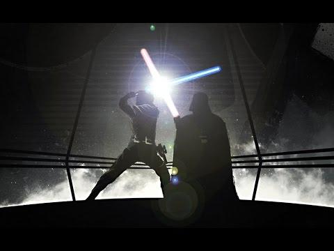 Star Wars : Evolution of the Lightsaber Duel (Full Length)
