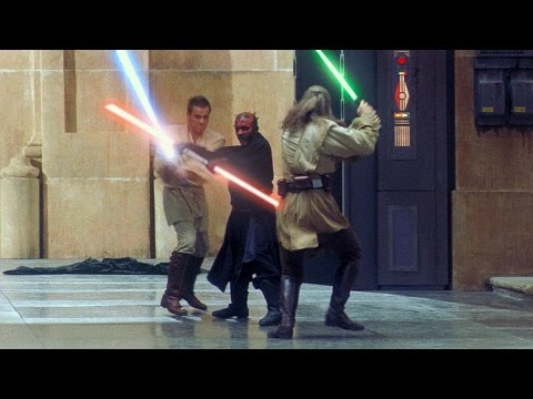 Star Wars Duels (Making Off) - The Phantom Menace