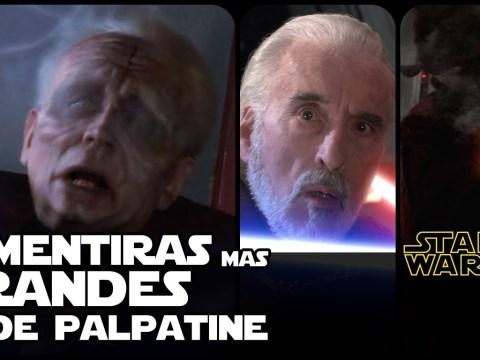 Star Wars Las Mentiras Mas Grandes De Palpatine 10
