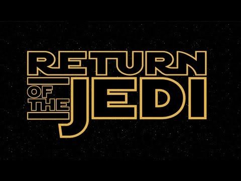 Star Wars: Return of The Jedi - Modern Trailer 1