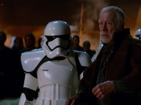 Star Wars The Force Awakens Kylo Ren Lor San Tekka
