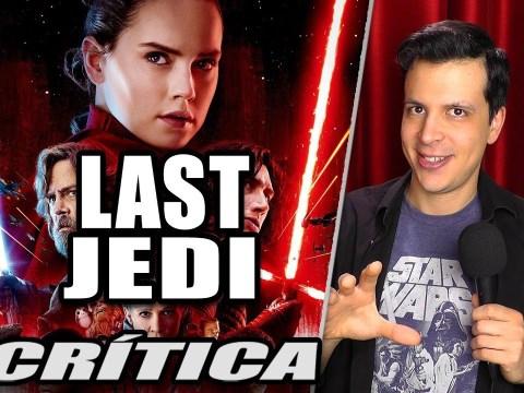 Star Wars The Last Jedi reseña (en español) SIN SPOILERS