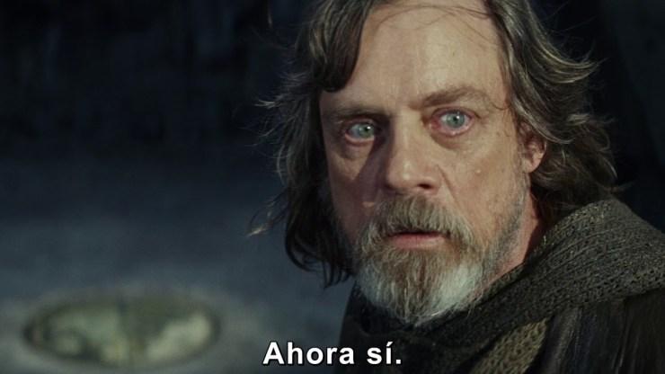 Star Wars The Last Jedi trailer subtitulado en español. 1