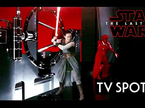 Star Wars The Last Jedi TV Spot Trailer 24 HD 8