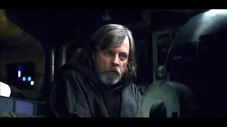 Star Wars The Last Jedi TV Spot Trailer 27 HD 1
