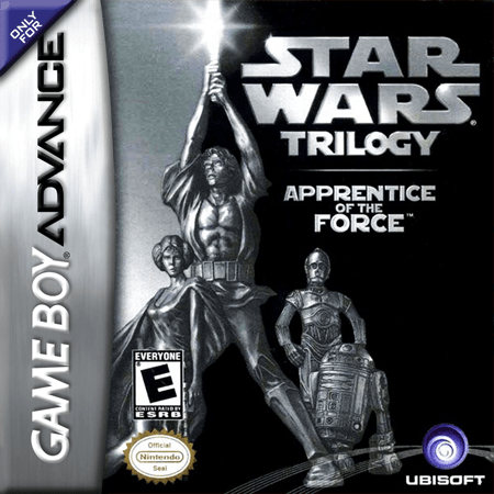 Play Star Wars Trilogy - Apprentice of the Force online Nintendo Game Boy Advance 1