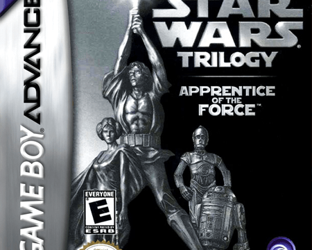 Play Star Wars Trilogy - Apprentice of the Force online Nintendo Game Boy Advance 8
