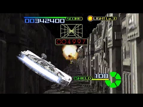 STAR WARS TRILOGY ARCADE - PERFECT PLAYTHROUGH