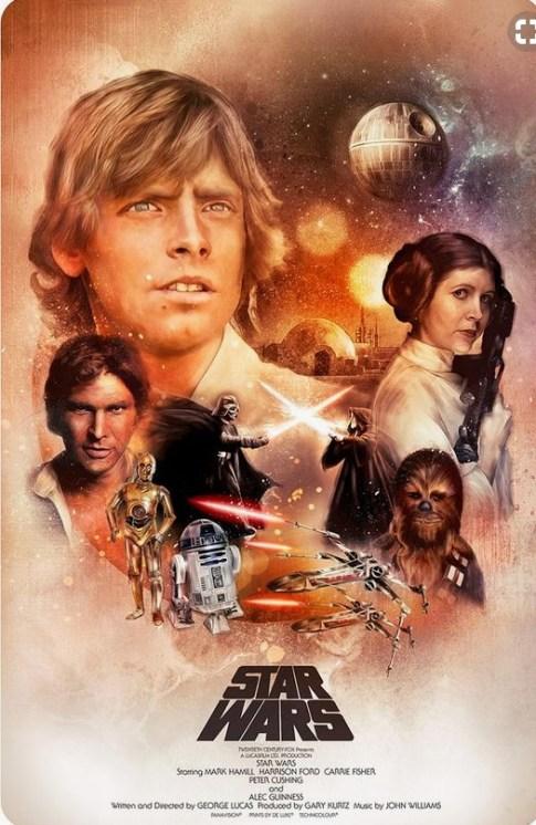 Star Wars Episode Iv A New Hope Wallpaper