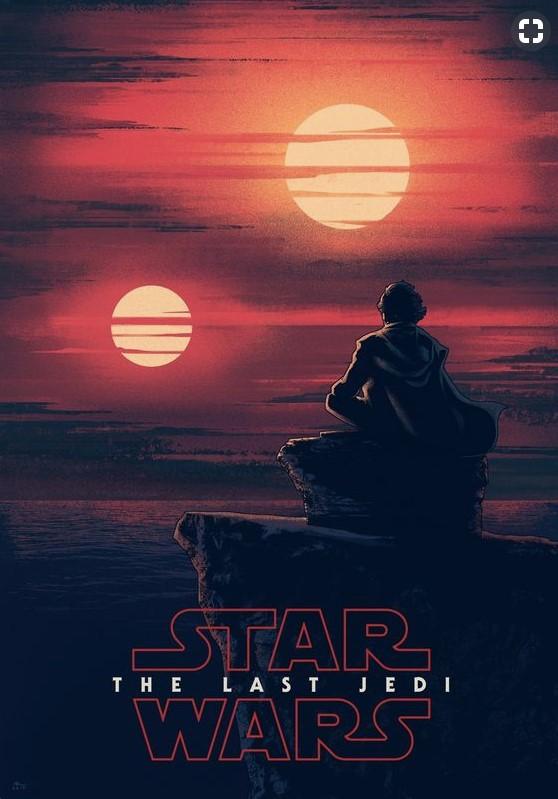 Star Wars The Last Jedi Luke Skywalker Wallpaper