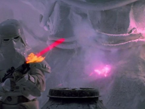 The Empire Strikes Back - The Rebels Retreat Echo Base