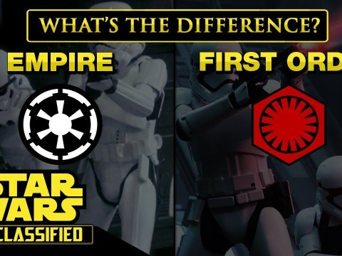The Galactic Empire and The First Order: What's The Difference?