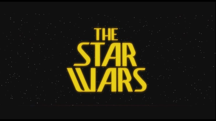 The Star Wars: Concept Trailer (Comic Book) 1