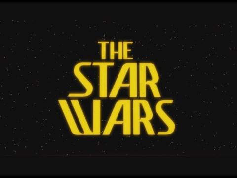 The Star Wars: Concept Trailer (Comic Book)