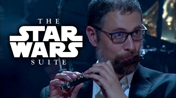 The Star Wars Suite - The Danish National Symphony Orchestra (Live) 1