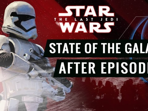 The State Of The Galaxy After Episode VIII | Star Wars Explained 1