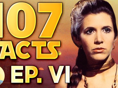 107 Facts About Star Wars Episode VI: Return of The Jedi 3