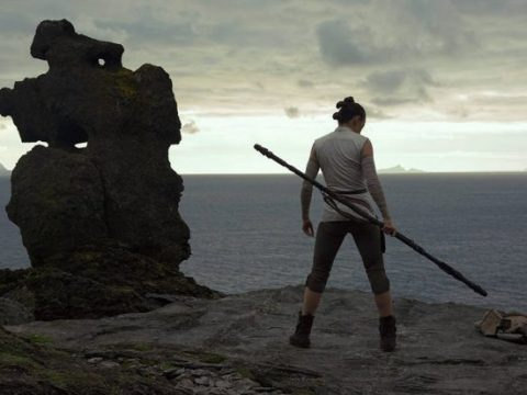 El comic de 'Star Wars: The Last Jedi' incluirá material inédito