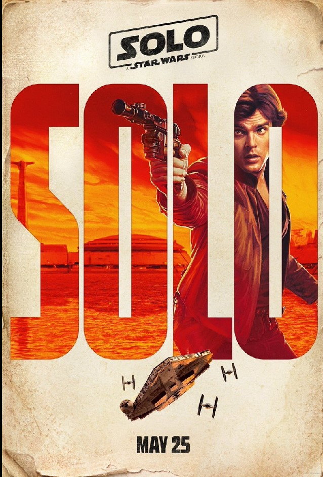 Han Solo - Solo: A Star Wars Story 1