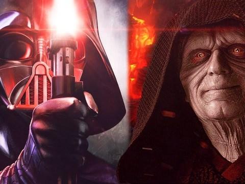 El Primer intento de Palpatine de Eliminar a Darth Vader - Star Wars 10