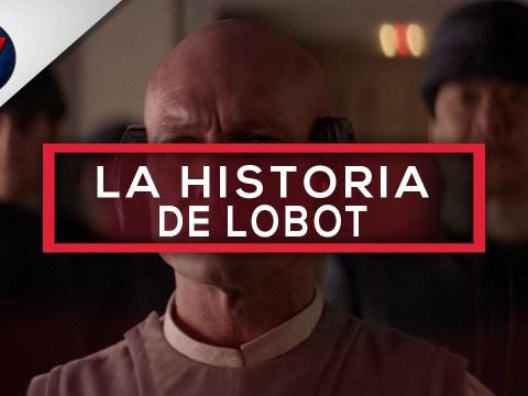 La increible HISTORIA de LOBOT (El Imperio Contraataca).