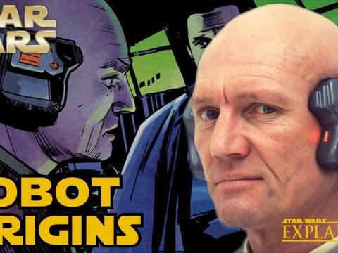 Lobot Origins (Canon) - Star Wars Explained