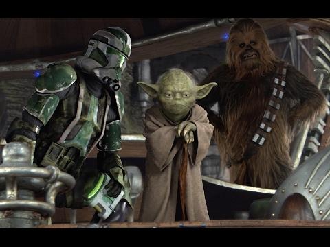 Star Wars Revenge Of The Sith The Battle Of Kashyyyk Hd