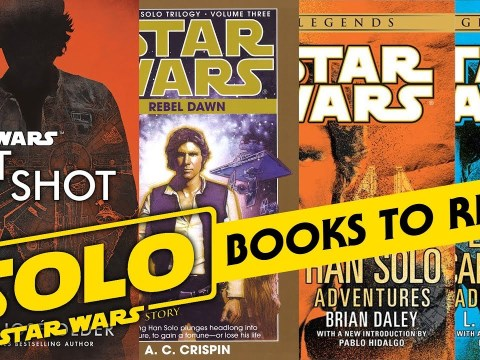 10 Books to Read Before Solo: A Star Wars Story