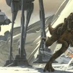 Ralph McQuarrie - The Empire Strikes Back 2