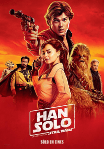 Solo: A Star Wars Story New Posters