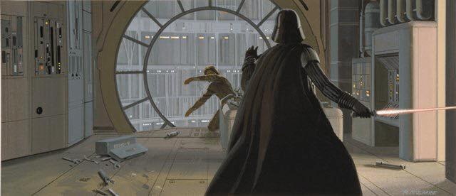 Ralph McQuarrie - The Empire Strikes Back 1