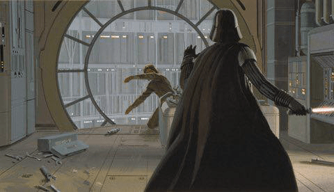 Ralph McQuarrie - The Empire Strikes Back