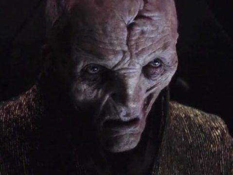'Star Wars: Los Ultimos Jedi': Así reaccionó Andy Serkis cuando descubrió el destino de Snoke