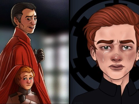 General Hux's Twisted and Abusive Childhood [Canon] - Star Wars Explained