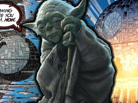 How Yoda Crashed the Death Star and Destroyed an Imperial Fleet | Star Wars Infinities