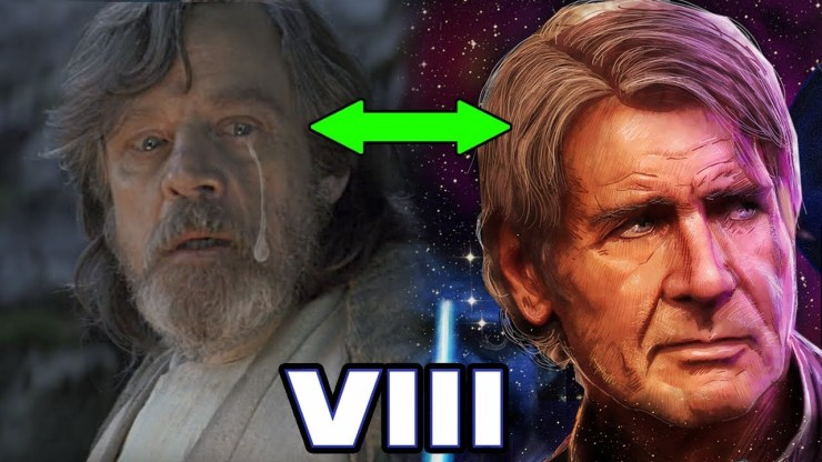 Luke WILL Mourn Han Solo's DEATH in Deleted Scene!! Star Wars The Last Jedi Explained
