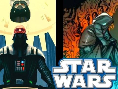 NEW Jedi Survivor KNOWS Darth Vader Is Anakin Skywalker(CANON) - Star Wars Comics Explained