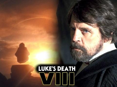 Star Wars! Mark Hamill Responds To Luke's Death Again! (The Last Jedi)