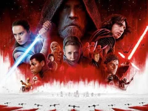 El Blu-Ray de 'Star Wars: Los Últimos Jedi' trae una versión sin diálogos, solo música