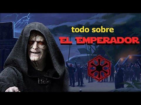TODO SOBRE EL EMPERADOR| Star Wars Fans España