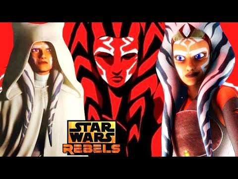 What is Ahsoka's Fate After the Rebels Finale? - Rebels Finale Explained