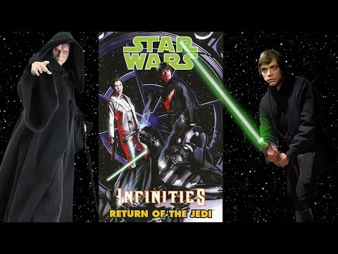 What Is... Star Wars Infinities: Return of the Jedi
