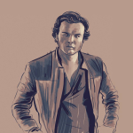 Solo: A Star Wars Story Official (and Unofficial) Artwork. 10